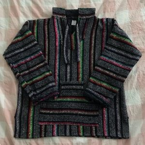 Sweaters - Authentic Mexican Baji Hoodie